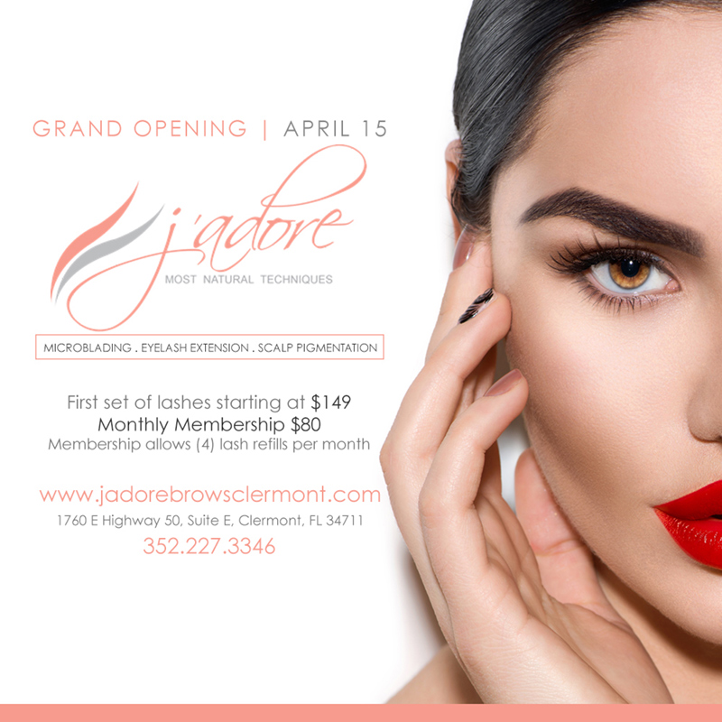 Jadore -Social Media Flyer